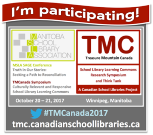 I'm participating in TMC5!